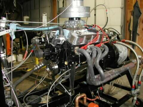 470 HP Dodge