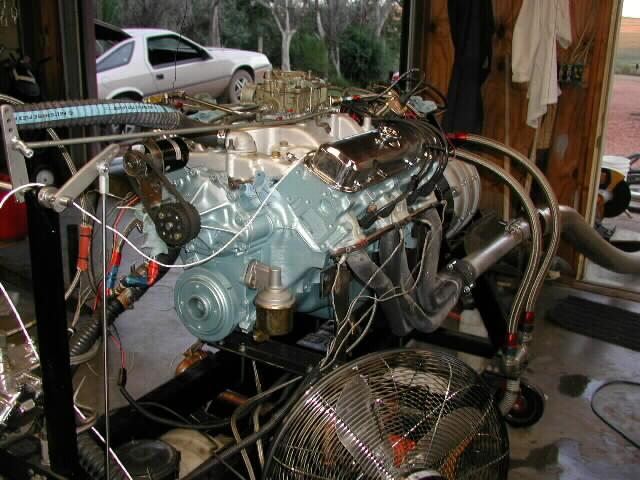 A 400 Pontiac. 64K