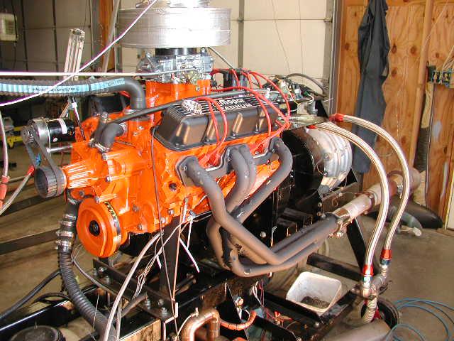4055 HP Dodge 65K