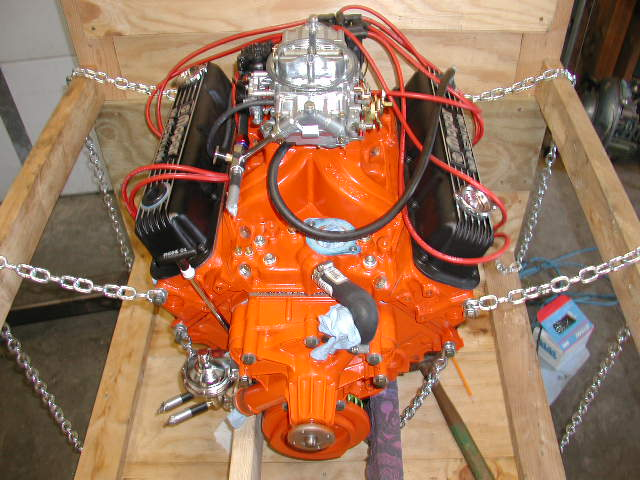 405 HP 360 Dodge. 58K