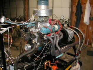 425 HP 360 Dodge. 19K