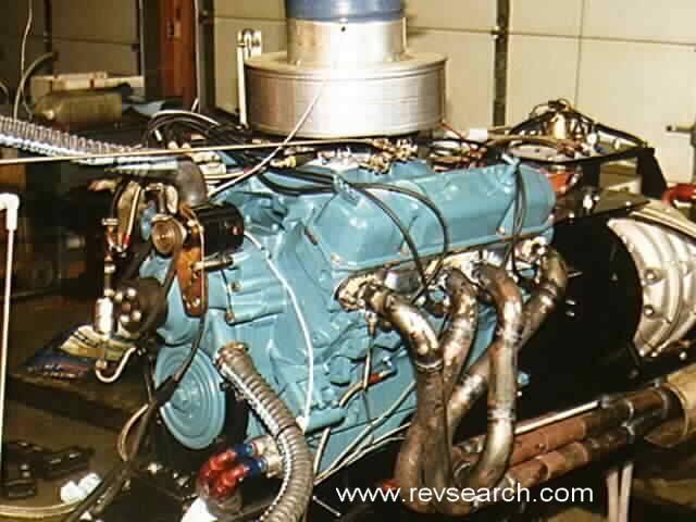 Dodge 440. 44K
